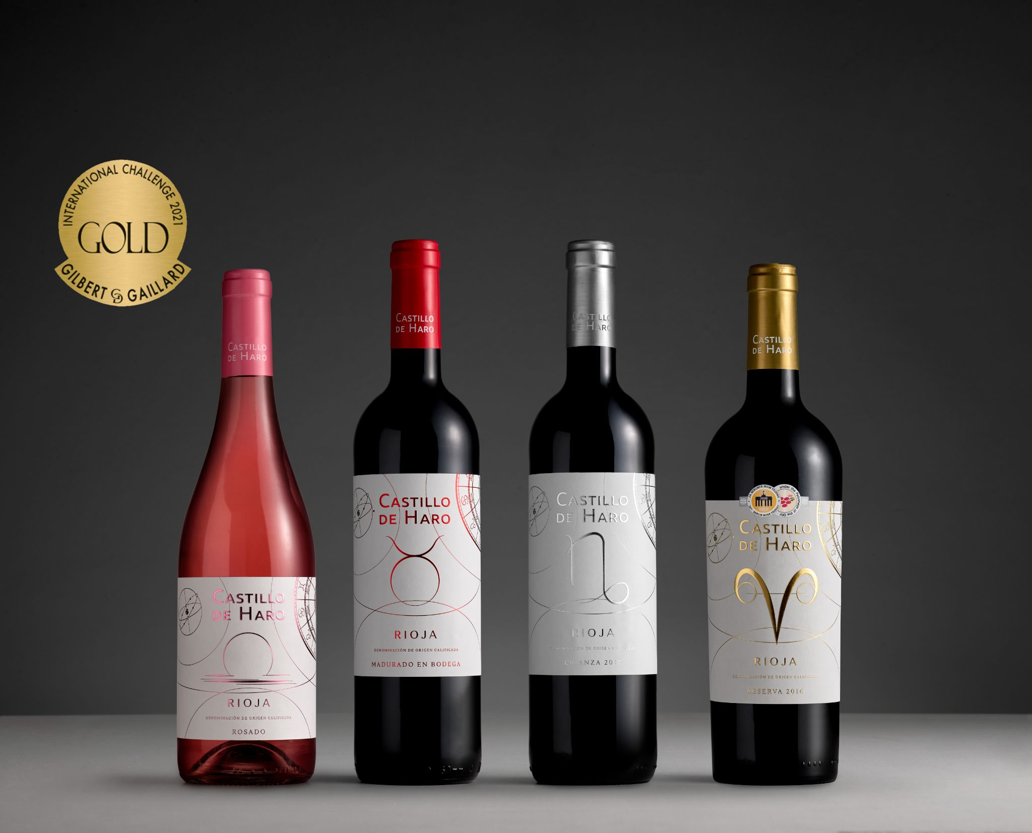 La bodega Rioja Premium de DIA recibe el oro de la guía internacional Gilbert & Galliard