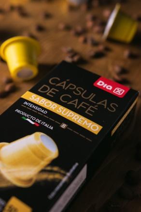 DIA Argentina presents its range of coffee capsules