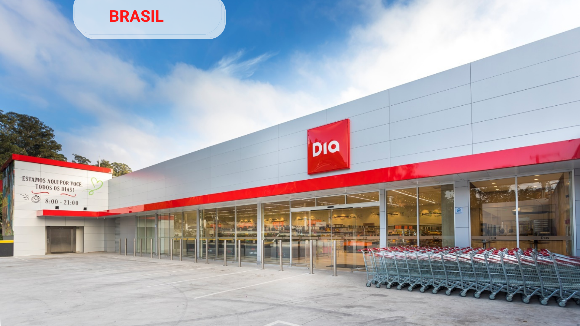 DIA Brazil offers prices that beat Black Friday for its 20th Anniversary
